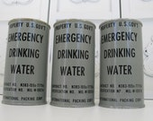Emergency Drinking Water - Property U.S. Government - Military Surplus