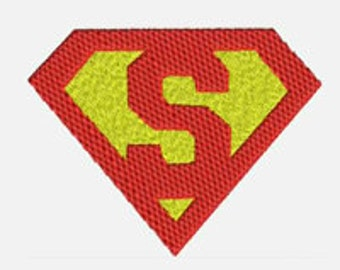 Super Alpha A-Z...Embroidery Stitched Design..Nine Formats Included...Item1584