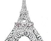 Eiffel Tower NQ044