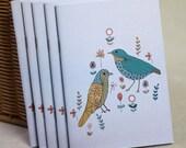 Small Bird Notebook