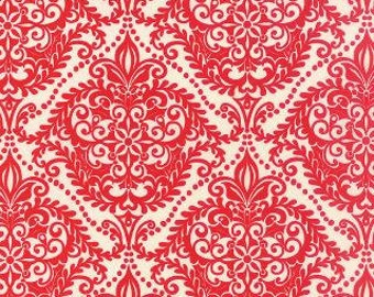 1 Yard of Solstice Embellishment Berry by Kate Spain for Moda