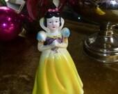 Princess Vintage Snow White Cinderella Vintage Figurine