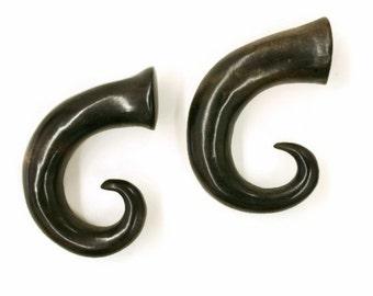 "Hanging Gauged Earrings - 6g, 0g, 00g, 7/16"", 1/2"""
