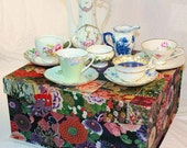 Vintage China Tea Service for Four