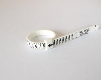 Ring Gauge US sizes, Ring Guage, Ring sizer, Ring measure