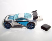 Custom made Flash Drive Cars - USB pen Thumb drive car  - Your Car or Ours - 8gb, 16gb, 32gb, 64gb - Free end cap.