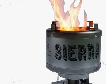 Sierra Camping / Backpacking Stove - Wood / Solid Fuel