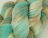 Superwash 100% Merino Sock Yarn - She Sells Seashells