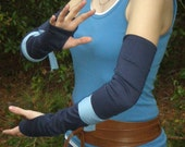 Legendary gauntlets - Extra-long arm warmers