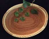 Southern Long Leaf Pine Needle Basket