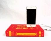 Jane Austen booksi for iPhone -  Pride and Prejudice - Red