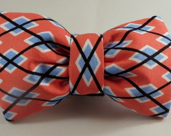 Dog Flower, Dog Bow Tie, Cat Flower, Cat Bow Tie - Argyle Me