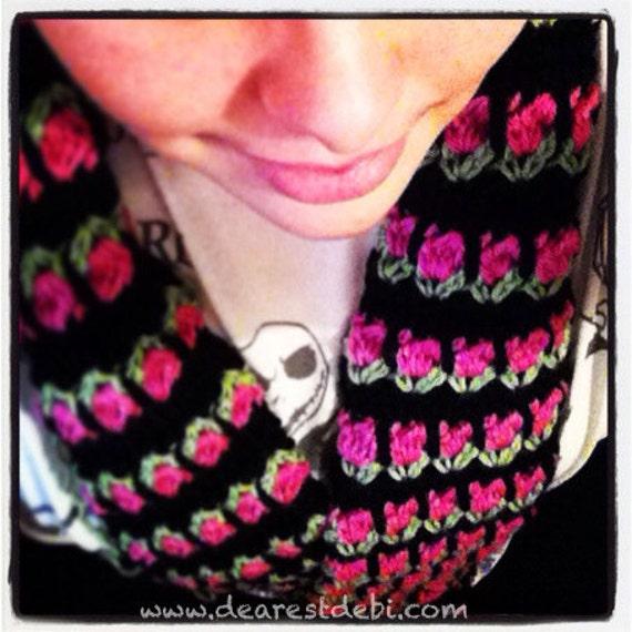 Men S Crochet Scarf - crochetascarf.com