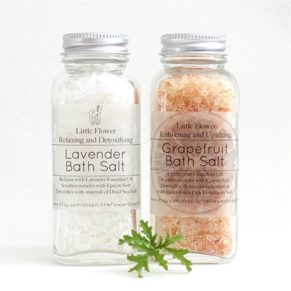 Lavender epsom salt lookup beforebuying for Epsom salt in french