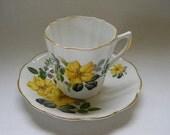 RESERVED - Teacup, Vintage ROYAL DOVER England Bone China Teacup