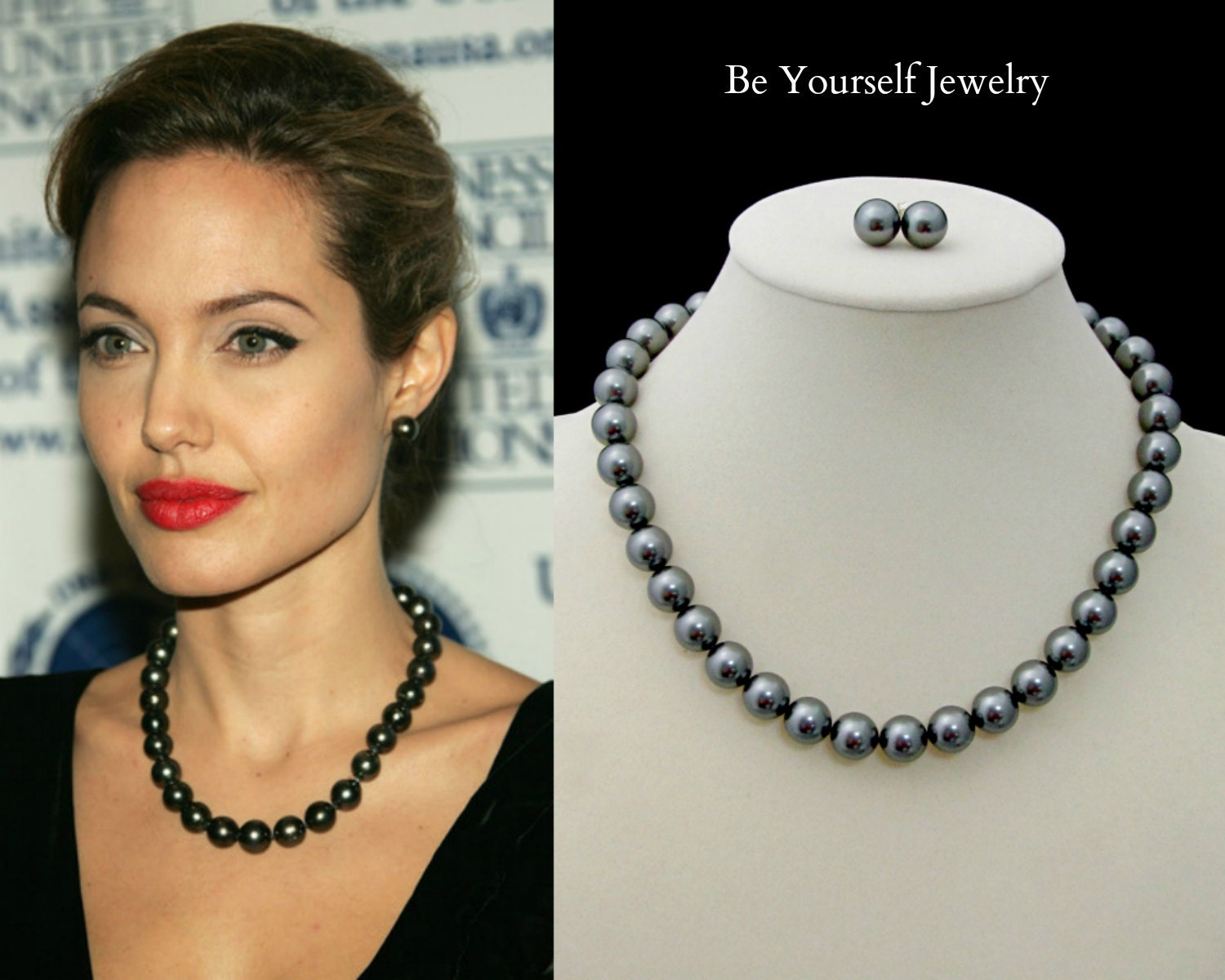Pearl Necklaces - Shop for the best quality at 75% off ...
