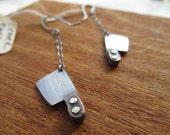 Cleaver Charm Earrings