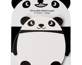 Panda Sticky Notes Memo Sticker