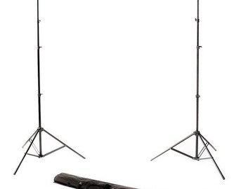 Backdrop Stand - Telescoping and Portable
