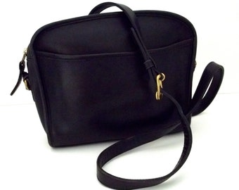 Black Coach Metropolis 9087 Shoulder Bag
