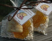 "30 Classic Storybook Theme Soap Favors and Set of Three 2""  Blocks reserved for Sara Rose 9/3"