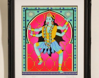 Kali Limited Edition Giclee Print