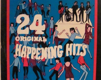 24 Original Happening Hits   Album Cover