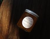 Liquid Castile Soap. For sensitive skin. 4 oz glass jar.