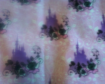 Disney Part of the Maleficent Line of Fabric Fish Extender--2 different