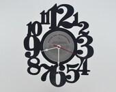 Vinyl Record Album Wall Clock (artist is Gloria Estefan)