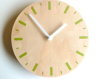 Objectify Standard Markers Wall Clock