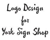 Logo Design for York Sign Shop