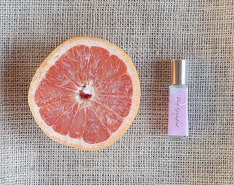 Pink Grapefruit Roll On Perfume Oil - 8mL
