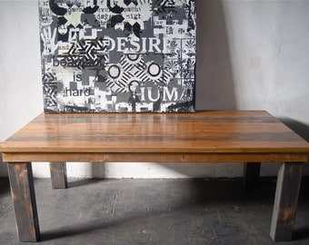 Beautiful Grey Dining Table.Made in L o s   A n g e l e s.