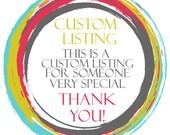 Custom Dandelion & Butterfly Logo