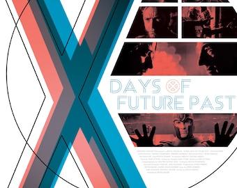 X-Men: Days of Future Past Film Poster