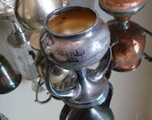 Antique Silver Plate Trophy Cup 1920's