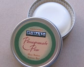HALF PRICE Pomegranate Pear Shea Butter Solid Lotion Bar DISCONTINUED