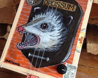 Playin' Possum, Playin' Blues.