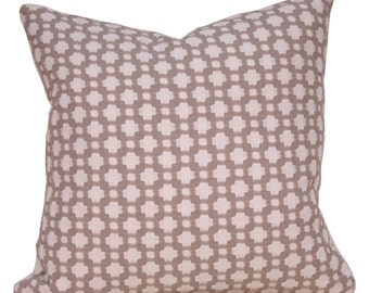 Pillow - Designer Pillow - Celerie Kemble Betwixt Pillow - Schumacher Pillows