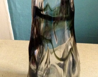 Whitefriars Art Glass Knobbly Vase