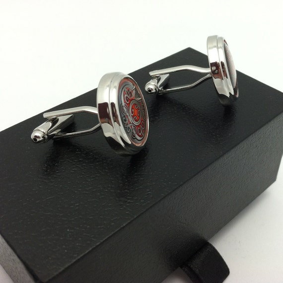 Guinness Toucan Mascot Tattoo: Cufflinks Guinness Vintage Ad Beer Quote With Toucan Groomsmen