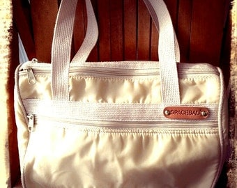SPACESAC   ///   Nylon Retro Bag
