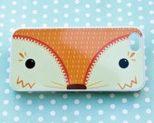Woodland Fox iPhone 5/5s Case