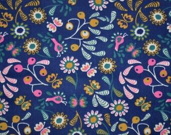 Paradise - Organic Cotton - Kissa Fabrics - 1/2 yard