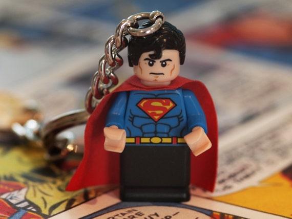 8GB Lego Superman USB memory stick
