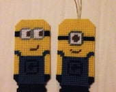 Minion Magnet or Ornament