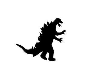 Godzilla Die Cut for Scrapbooking or Cardmaking