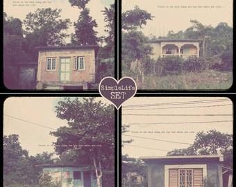 Jamaica Photography, Jamaica Photo, Ocho Rios Jamaica, Wall Art Print, Gift Idea, Farmhouse Decor, Country Decor, Ttv, Farmhouse Art