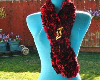 hand make neck scarf